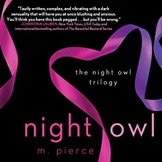 Night Owl audiobook cover art
