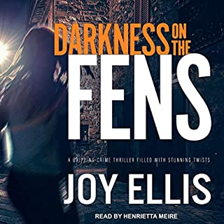 Darkness on the Fens cover art