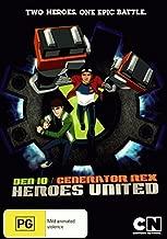 Ben 10 / Generator Rex Heroes United DVD