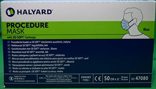 Halyard Health Procedure Mask