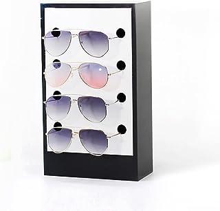 Eyewear Storage Rack Sunglasses Show Stand النظارات الخشبية حامل النظارات حامل عرض المدرجات نظارات عرض صينية نظارات شمسية ...