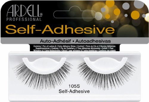 Ardell Self-Adhesive Lashes - #105S (Pack of 2) by Ardell