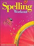 MCP Spelling Workout 2001 Homeschool Bundle F