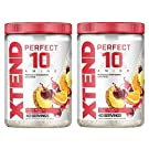 Scivation XTEND EAA Perfect 10 Amino Fruit Punch 40Servings サイベーション EAA パーフェクト10アミノ フルーツパンチ風味 40杯分 2個セット [海外直送品]