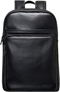 Rjj Outdoor Casual Leather/Leather Travel Business Men's Backpack/Backpack Exquisite
