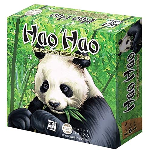 Act in Games - Hao Hao
