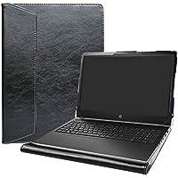 """Alapmk Diseñado Especialmente La Funda Protectora de Cuero de 15.6"""" HP ProBook 450 G6 Ordenador portátil(Not fit HP ProBook 450 G5 G2 G3 G4 G1),Negro"""