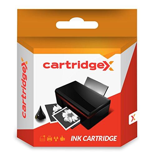 Cartucho de tinta compatible de repuesto para Lexmark X3530 X3550 X4530 X4550 X4550 Z1400 Z1410 Z1420, color negro