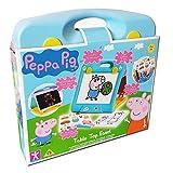 Peppa Pig 06225 Easel Staffelei, Mehrfarbig -