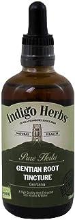Indigo Herbs Tintura de Raíz de Genciana 100ml