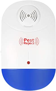 lectronic Ultrasonic Pest Repeller Non-toxic Plug In Repellent for Mice Mosquito Ants Spiders Roaches Repelling AC90V-250V