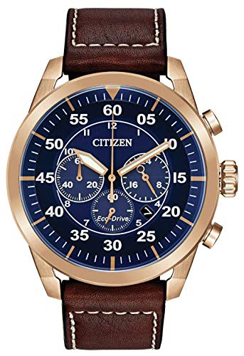 Citizen orologi Avion CA4213-18L uomo Avion CA4213-18L One Size Earthen
