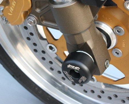 Satz GSG Moto Sturzpads Vorderrad Kawasaki Z1000 ZRT00A 03-06