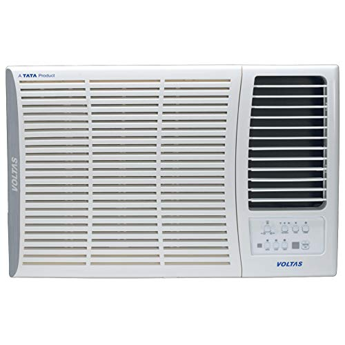 Voltas 1.5 Ton 5 Star Inverter Window AC (Copper 185V DZA White)