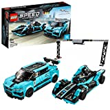 LEGO 76898 Speed Champions Formula E Panasonic Jaguar Racing GEN2 Car ...