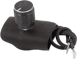 Aexit AC 220V 1-3A Interruptor de control de atenuador de velocidad del ventilador (model: B6376IIVI-5165CG) de techo ajustable
