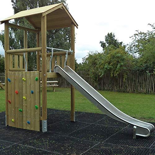 Gummi Grasmatte robust Kinderspielplatz