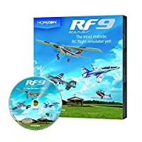 HORIZON RealFlight RF9 Flight Simulator Software Only RFL1101