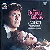 Gounod: ROMEO et JULIETTE (Gesamtaufnahme, französisch) [Vinyl Schallplatte] [3 LP Box-Set]