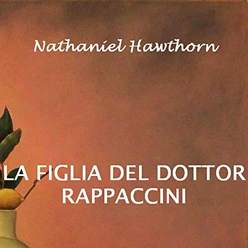 La figlia del dottor Rappaccini copertina