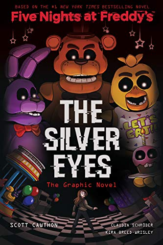 The Silver Eyes (Five Nights at Freddy's Graphic Novel #1) Kindle & comiXology