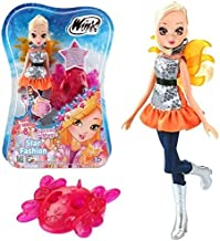 Rainbow Internazionale Winx Club Doll Stella Star Fashion Figure 28cm New Tv Series 8 +3 Years