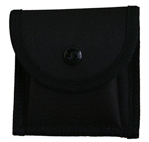 HWC Black Nylon EMT EMS Paramedic Police Firefighter Disposable Latex Vinyl Duty Belt (Belt Loop Style) Multi Pair Style)