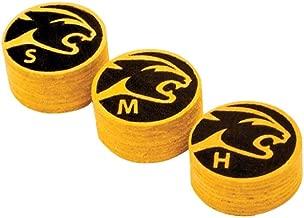 WXS 14 mm Puntas para Tacos de Billar, Americana Nueve Bolas de Billar Tornillo de Repuesto Puntas Billar Accesorios