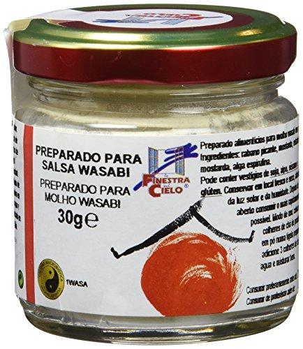 Wasabi en polvo - La Finestra sul cielo -  30 gr