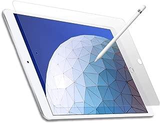 MS factory iPad Air 2019 10.5 Pro10.5 フィルム ペーパーライク 保護フィルム 紙のような描き心地 アイパッド air10.5 pro エアー プロ アンチグレア 反射低減 非光沢 日本製 fiel.D MXPF-ipadp105-PL