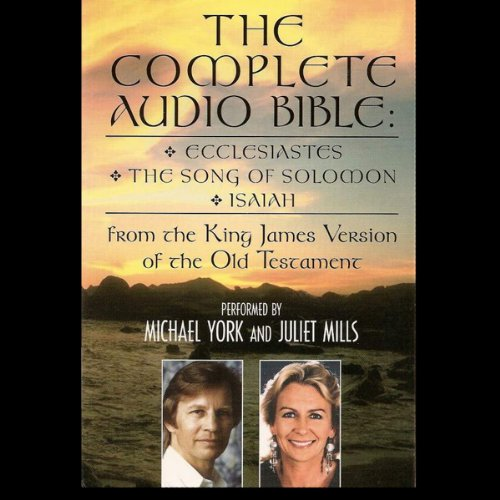 The Complete Audio Bible audiobook cover art
