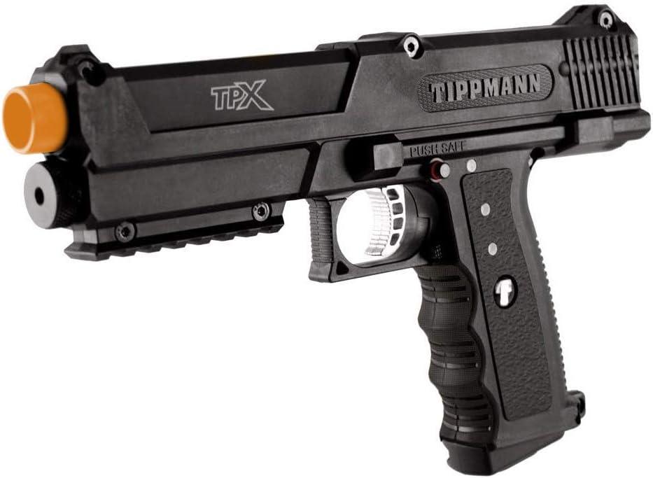 Tippmann TiPX Mag Fed Paintball Pistol - Best Paintball Pistol