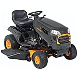 Poulan Pro 960420188 Briggs and Stratton 20 hp Pedal Control Automatic Drive Riding Mower, 46' 46000 Outdoor Power Issue - Over LTL Weight Max