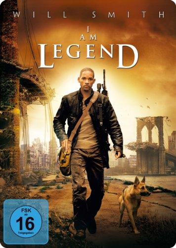 I Am Legend Steelbook