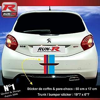 Kit 0743 stickers auto Peugeot Sport 1090-10 autocollants Tuning