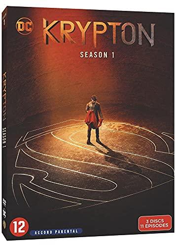 Krypton-Saison 1 [DVD]