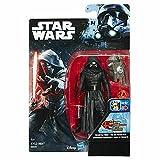 Figura de acción de Kylo Ren de Star Wars The Force Awakens #B8609 Disney Hasbro 2016