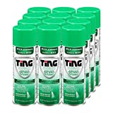 Ting Foot Health Care Spray Powder, Pack of 12