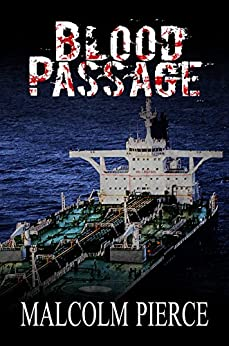 Blood Passage by [Malcolm Pierce]