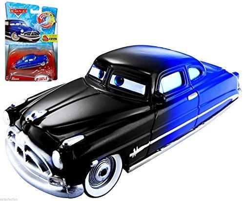Disney Pixar Cars Color Changers Doc Hudson Vehicle NIP 2016 by Mattel