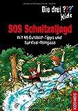 Die drei ??? Kids, SOS Schnitzeljagd: mit 45 Outdoor-Tipps und Survival-Kompass