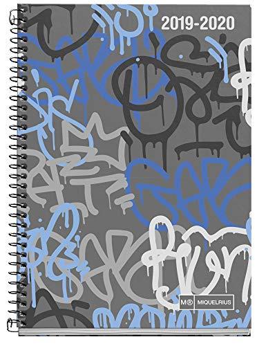 Miquelrius agenda escolar  2019 2020  Día Página Street...