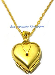 Best heart locket that opens Reviews