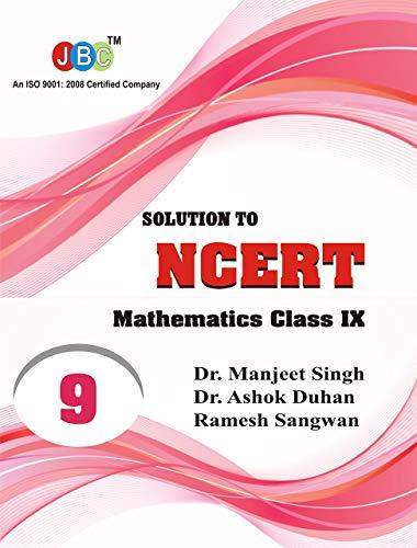 Solution to NCERT Mathematics (Class IX)