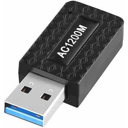 Kinivo WID320 300Mbps Wireless-N USB Adapter Supports Windows 8// Windows 7// Vista//XP 802.11b//g//n
