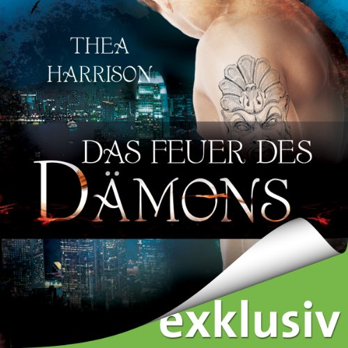 Das Feuer des Dämons (Elder Races 4) audiobook cover art