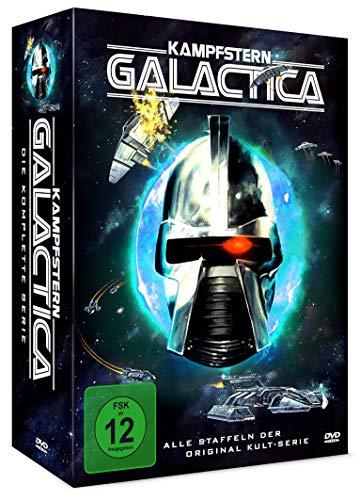 Kampfstern Galactica - Superbox (13 DVDs) (exklusiv bei Amazon.de)