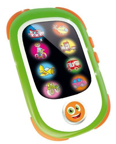 Lisciani Giochi LSI Carotina Baby Smartphone 44177, Multicolore, 859000