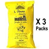 'PENNE CLASSICHE' PASTA von Martelli 3er Pack (3 x 500g) Handgemacht -...