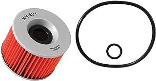 K&N Oil Filter - Fits: Kawasaki Ninja 250 EX250F 1988-2012